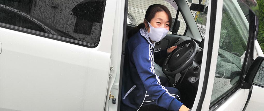 訪問看護リハビリステーション スタッフインタビュー 和田まゆさん(理学療法士)